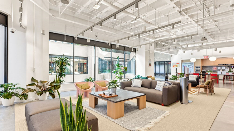 WeWork – Lightwell Workspace